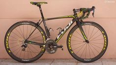 The new Fuji SL This Team Caja Rural Seguros RGA build won t be available for sale