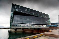 HARPA Concert Hall: Reykjavík