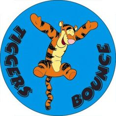 Bounce Bounce Tigger Toy