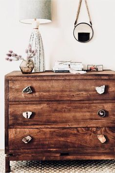 Cute Bedroom Ideas Perfect For Your Uni Flat This dresser is one of the cute bedroom ideas that gives antique vibes.This dresser is one of the cute bedroom ideas that gives antique vibes. Home Bedroom, Bedroom Decor, Bedrooms, Bedroom Artwork, Diy Artwork, Bedroom Chair, Bedroom Furniture, Home Design, Interior Design