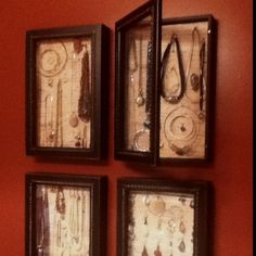 How to Make Your Jewelry MuseumWorthy Shadow box Jewellery