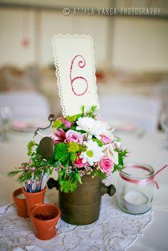 *Hungarian Provence*: Kreatív esküvő tele ötletekkel - magyar példa