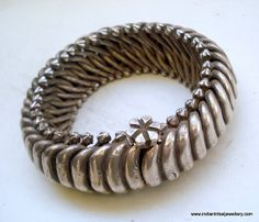 vintage antique ethnic tribal old silver by indiantribaljewelry, $1744.00