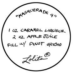 Masquerade Cocktail Recipe