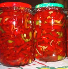 Pickling Cucumbers, Pickles, Salsa, Food And Drink, Stuffed Peppers, Fish, Meat, Vegetables, Ethnic Recipes