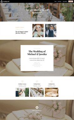 Mobirise Wedding AMP Page Theme | WeddingAMP  Live Demo: https://mobirise.com/extensions/weddingamp/