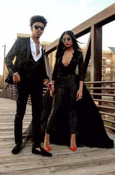 fb44d18d888  BLACKTEENVOGUE These Two KILLED Their Prom Fashion  Pics Inside