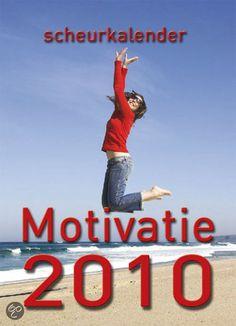 Motivatie scheurkalender / 2010