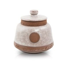 Iridescent Ceramic Pet Urn - Petite