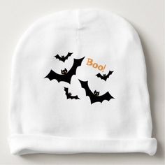 Bats Boo Baby Hat - baby gifts giftidea diy unique cute