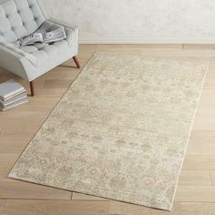 Named for an honorary title in the Ottoman Empire, our Turkish-made Pasha rug delivers quality comfort underfoot. It's crafted of 100% viscose with an antiqued finish and space-dyed yarns for a nice sheen, silken feel and low profile. What's really intriguing? How simply viewing it from different angles affects the centuries-old appearance of its traditional pattern. See for yourself.