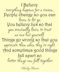32 Best Everything Happens For A Reason Images Everything Happens