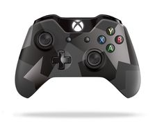 Amazon.com: Xbox One Special Edition Covert Forces Wireless Controller: Video Games