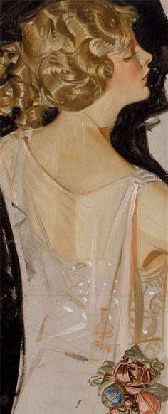1910s Lady ~ LÁMINAS VINTAGE, ANTIGUAS, RETRO Y POR EL ESTILO.... (pág. 463)