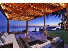Fairy lights make everything more magical!  http://www.estately.com/listings/info/33-a1949870