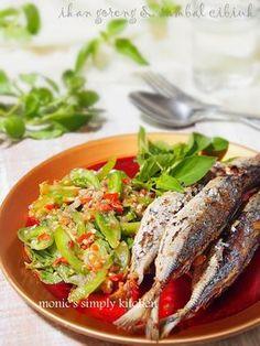 Ikan Goreng & Sambal Cibiuk | Monic's Simply Kitchen