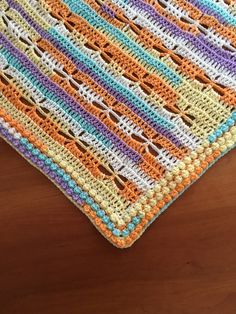 Ravelry: ngchingyee's Dragonfly Blanket