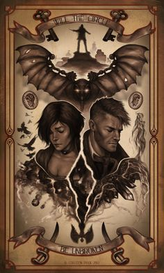 Bioshock Infinite- Will the Circle Be Unbroken by WieldstheKey.deviantart.com on @deviantART #gamer #geek