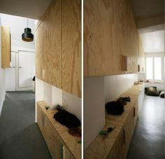 apartment  En collaboration avec Olivia Massimi, architecte d'intérieur