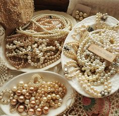 Tray of Pearls