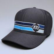 045bdb5127486 Travis Mathew Riggs Golf Hat Dark Grey Blue