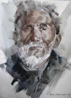 by Liu Yunsheng (or Yung Sheng or 刘云生) was born In 1958; Shangai