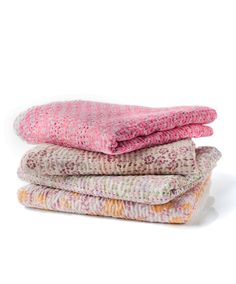 Kantha Baby Blankets $112 Recycled Sari fabric, simple straight line quilt stitch in a coordinating color (as opposed to white). Great idea for baby gift but I'd make my own. Now where did I put that Sari? ;)