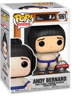Andy Bernard, Funko Pop Figures, Vinyl Figures, Action Figures, Funk Pop, Dream Pop, Figurine Pop, Pop Collection, Pop Dolls