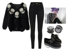 """""""Sin título #417"""" by kerlingbieber ❤ liked on Polyvore featuring beauty and Nobody Denim"""