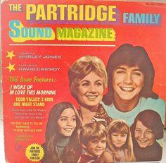 The Partridge Family Sound Magazine 1971 Vinyl  Oh yeah! The real deal! The Patridge Family's third Album.