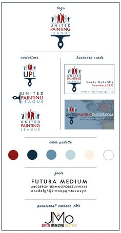 7 Best BRANDING BOARDS | Logos by JMo Digital Marketing