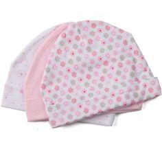 2017 Hot Sale Special Offer Unisex Cotton 0-3 Months Newborn Photography  Props Newborn Baby Girl Hat Set Cap Thermal Soft Pocket. Newborn Boy  HatsBaby ... 96345bcdf609