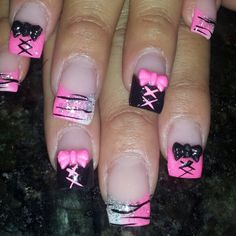 Nails by MISSY CONWAY at AN ARDENT AFFAIR SALON  vis ca
