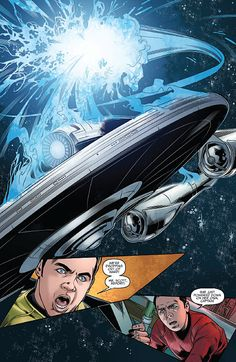 Preview: Star Trek #46, Page 3 of 6 - Comic Book Resources