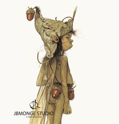 Elves drawn by a French illustrator Jean-Baptiste Monge. Elves drawn by a French illustrator Jean-Baptiste Monge. Magical Creatures, Fantasy Creatures, Fantasy Kunst, Fantasy Art, Illustrations, Illustration Art, Elfen Fantasy, Kobold, Elves And Fairies