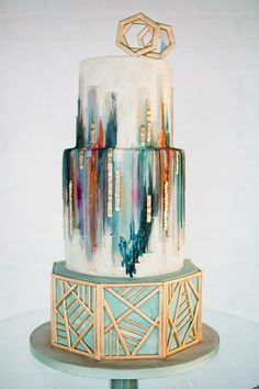 Would love this cake for our anniversary.