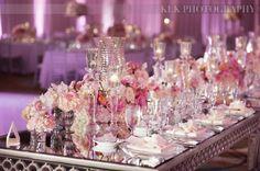 Blush Pink Wedding at Hyatt Newport Beach with Elevated Pulse Productions | KLK Photography | http://elevatedpulsepro.com/blog/2014/09/wedding-hyatt-orange-county/  #blushwedding #pinkwedding #blushlighting #weddinglighting #ballroom #weddinginspiration