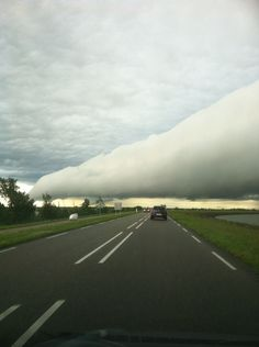 Bad weather, Beautiful clouds The Netherlands, June 23th 2016