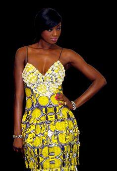 wax creation #african_fashion #African #Fashion #Style #Ankara #kente