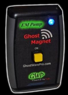 Ghost Hunting Gear Equipment