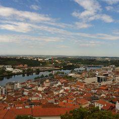 Coimbra vista da Universidade Photo by viajartudodebom #Portugal