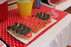 mickey mouse themed birthday parties | Mickey Mouse Clubhouse themed party by Gracie and Rose Event ...