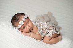 Newborn Baby Blanket  Newborn Wrap Lace Blanket Lace by kirinati