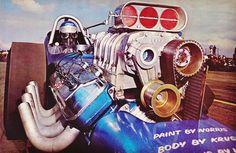 AA FD Drag Racing | The Magnetic Brain