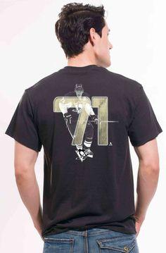 Evgeni Malkin Pittsburhg Penguins Lightspeed T-Shirt 0367f8f2b