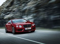 Bentley New Continental GT V8
