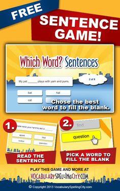 FlashCards Game Screenshot