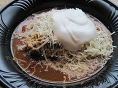 Qdoba Mexican Grill Copycat Recipes: Mexican Gumbo Soup  Wondering what meat could be added….