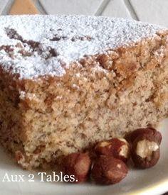 AUX 2 TABLES...: Gâteaux - Cake