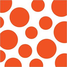 Creative Converting 16 Count Chevron and Polka Dots Lunch Napkins Sunkissed Orange >>> Want to know more, click on the image. (This is an affiliate link)